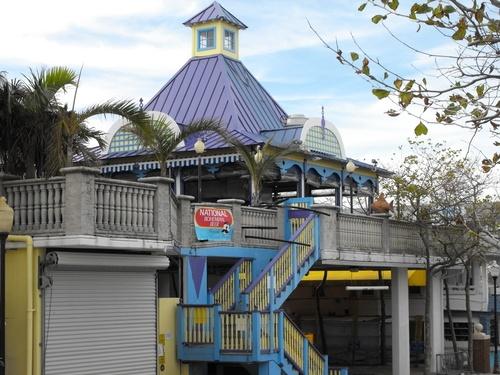 Plim Plaza Pool Bar Ocean City Md