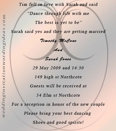 Best 25 Unique Wedding Invitation Wording Ideas On Pinterest