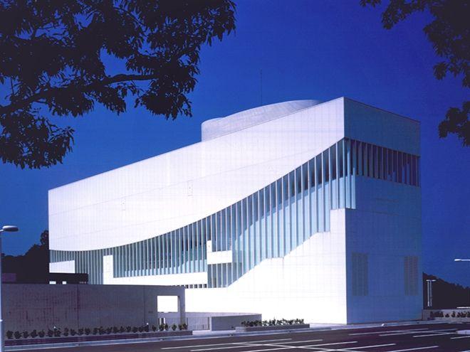 Hamada World Children's Museum | Projects | Corporation Shin Takamatsu Architects