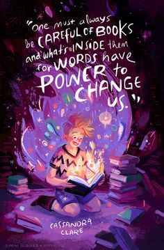 Simini Blocker; quote by Cassandra Claire #books #quotes