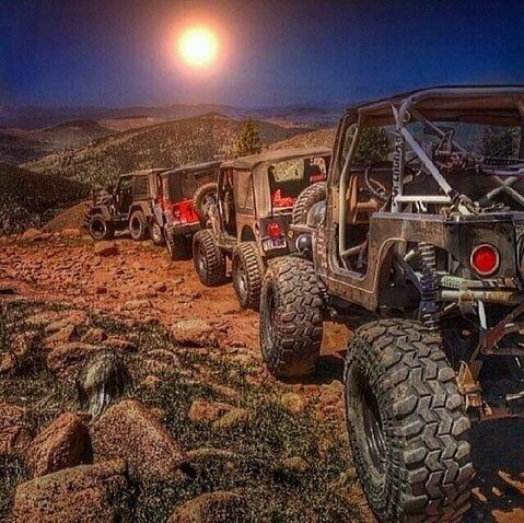 Jeep line....