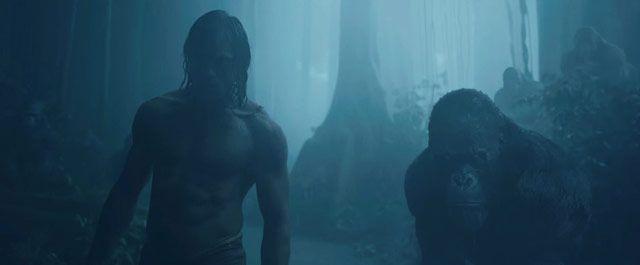 See Alexander Skarsgård's Shirtless Jungle Adventure in 'Legend of Tarzan' Trailer