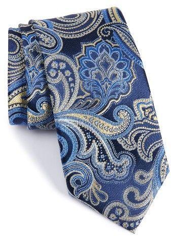 Men's Nordstrom Men's Shop Perfect Paisley Silk Tie