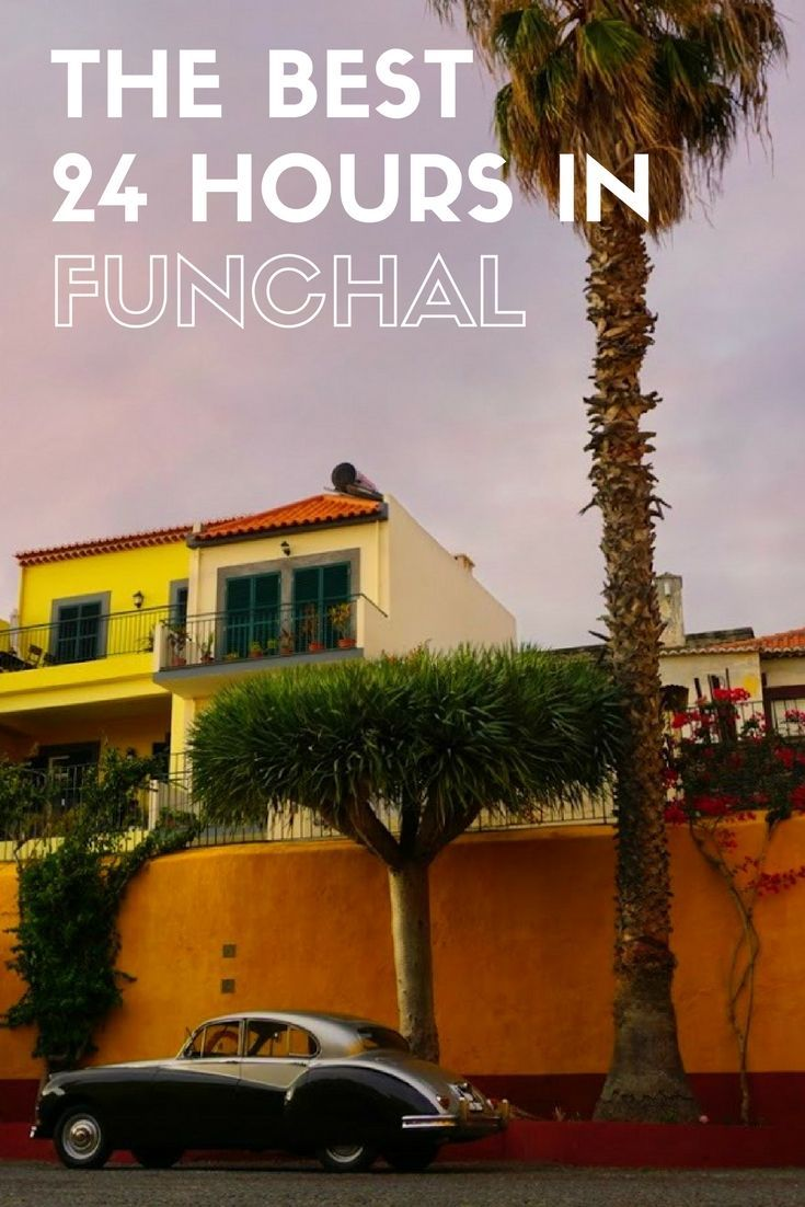 How to enjoy the best 24 hours in Funchal - I stayed in Madeira for over a week and during this time, I spent most of my time hiking, driving around the island and exploring some off the beaten path locations. I only dedicated a day to exploringFunchal, the capital of Madeira, and...