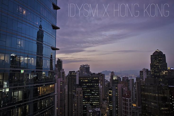 I Dig Your Sole Man: IDYSM x Hong Kong