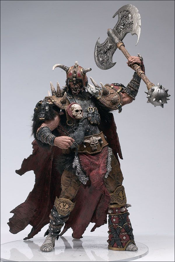 Viking Spawn by RoccoSculptor on DeviantArt