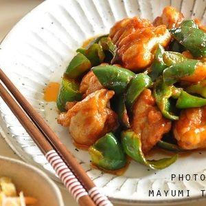 ピリ辛!鶏肉の韓国風炒め+by+武田真由美さん+|+レシピブログ+-+料理ブログのレシピ満載! ごはんがすすみますよ(*^-^*)