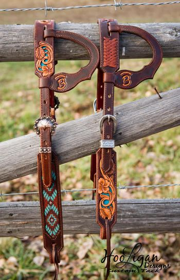 Hooligan Designs - Tack Sets www.hooligan-designs.com