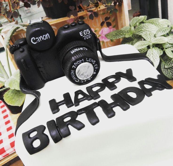 #cake camare