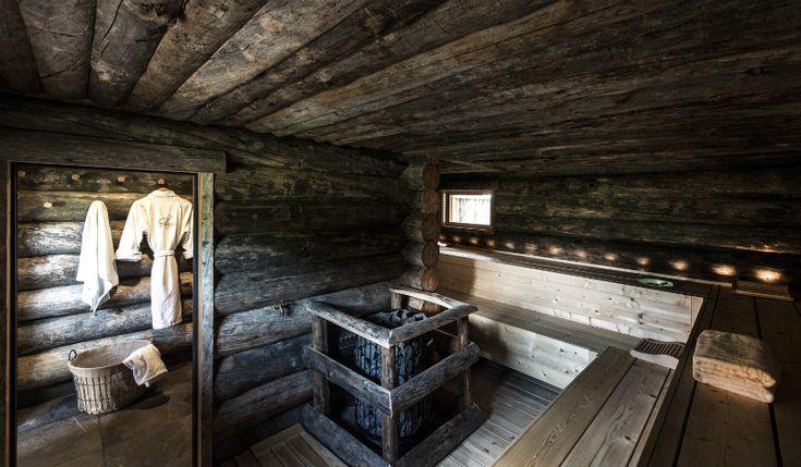 Kelo Sauna - Hotel Rosa - Alpe di Siusi