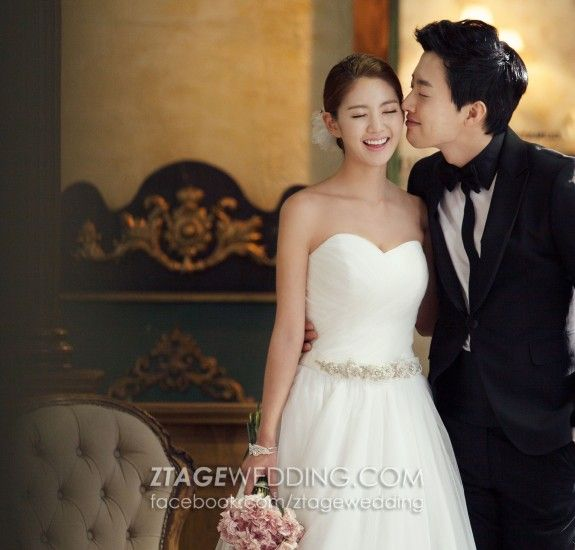 Korea Wedding Studio Bridal And Groom Photo Shoot Pre