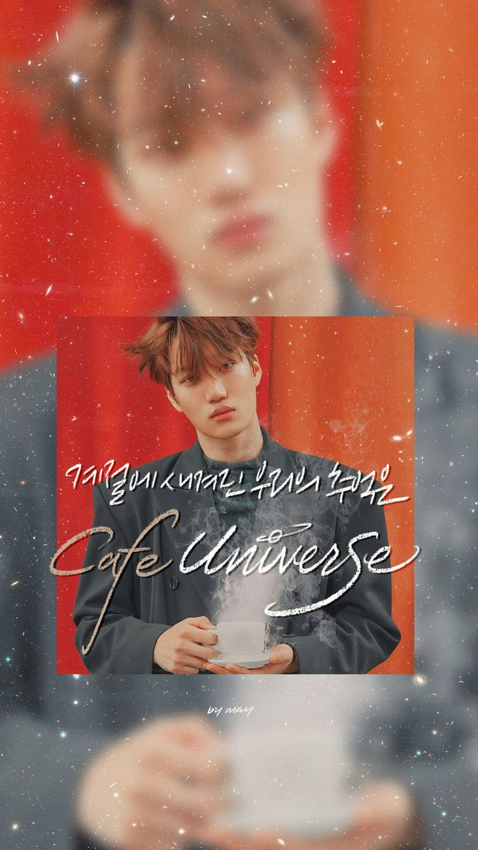 [EDIT] #EXO #WINTER #Cafe_Universe #KAI