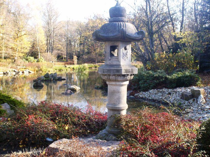 Ogrod Japanese Park A natural, simple view, Asia caracteristic #ogrod #japanese #park #nature #wroclaw #poland