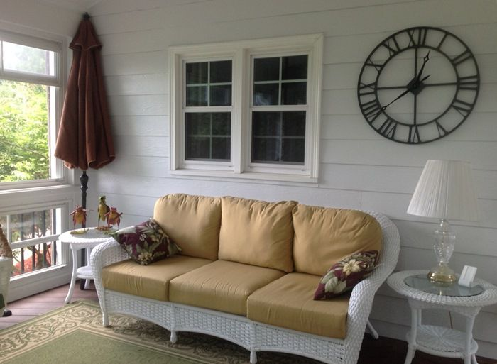 Elegant Beautiful Screened Porch, Deck And Pergola Addition Awesome Design