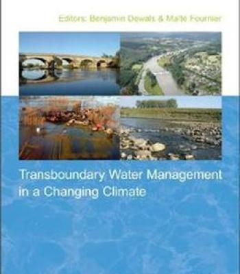 Transboundary Water Management In A Changing Climate PDF