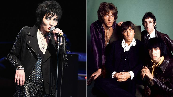 Joan Jett Reveals How the Who Helped Launch Her Solo Career #headphones #music #headphones