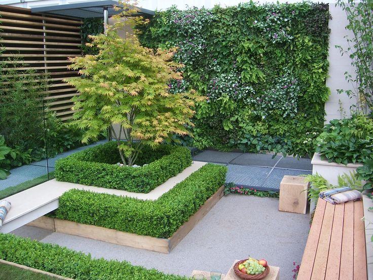 28 Best City Garden Images On Pinterest | Landscaping, Small