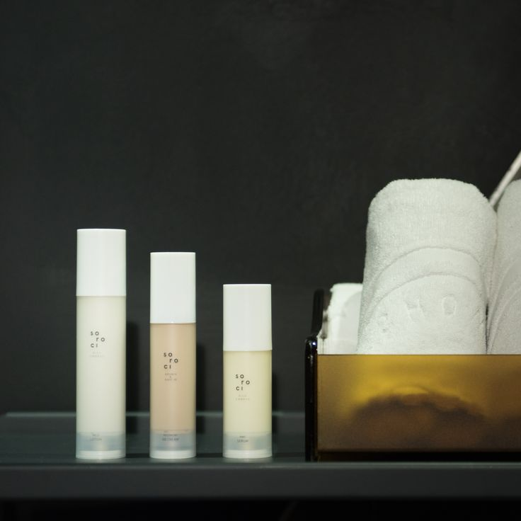 Soroci natural beauty products are perfect for sensitive skin types