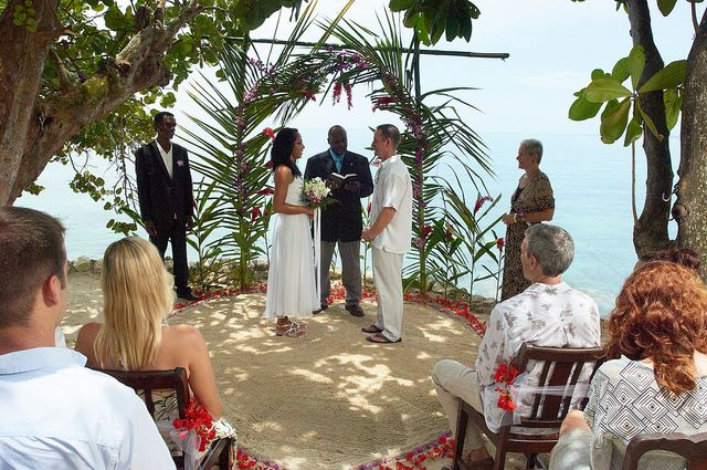 If you're interested in having a small destination wedding in Jamaica, Bluefields Bay is the place to be. Description from bluefieldsvillas.com. I searched for this on bing.com/images