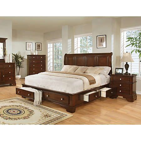 scottland collection master bedroom bedrooms art van furniture the 1