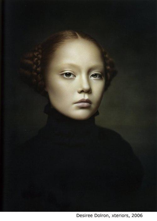 Désirée Dolron: Paintings Art, Art La Photography, Art Paintings, Faces, Desiree Dolron, Desired Dolron, Portraits Photography, 2006 Desire Dolron Xterior, Artists Photography