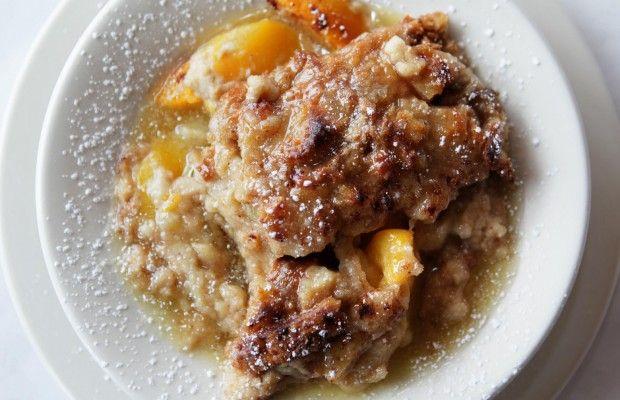 Soulard's Restaurant:  Catholean's bread pudding