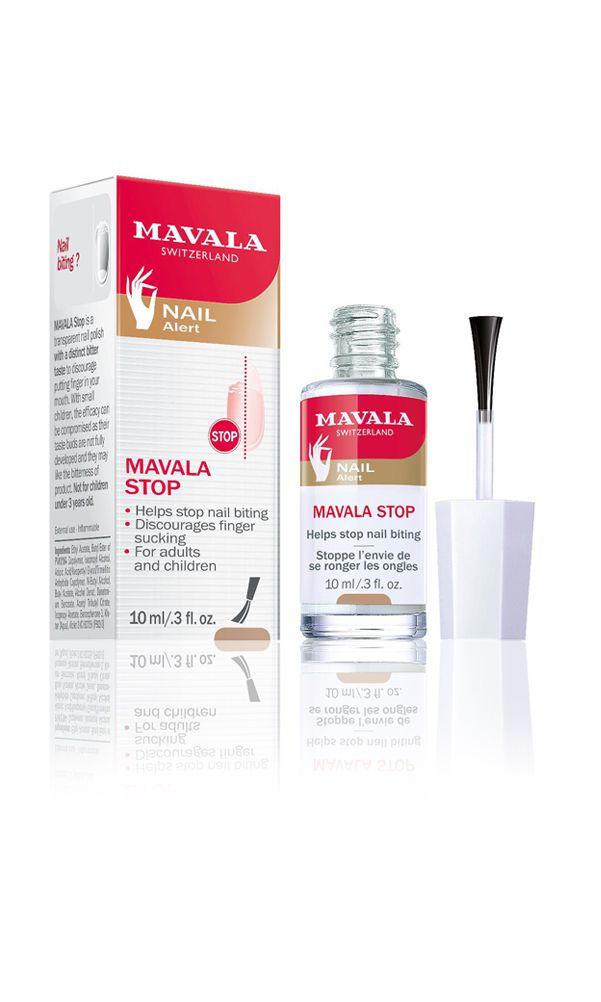 Mavala Stop, nail biting deterrent
