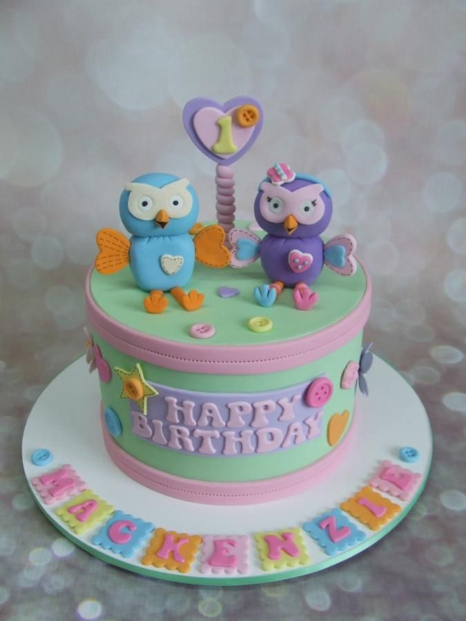 Hoot and Hootabelle - Cake by Cake A Chance On Belinda
