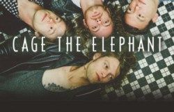 Cage the Elephant  Aint no rest for the wicked  Kinetic Thypography