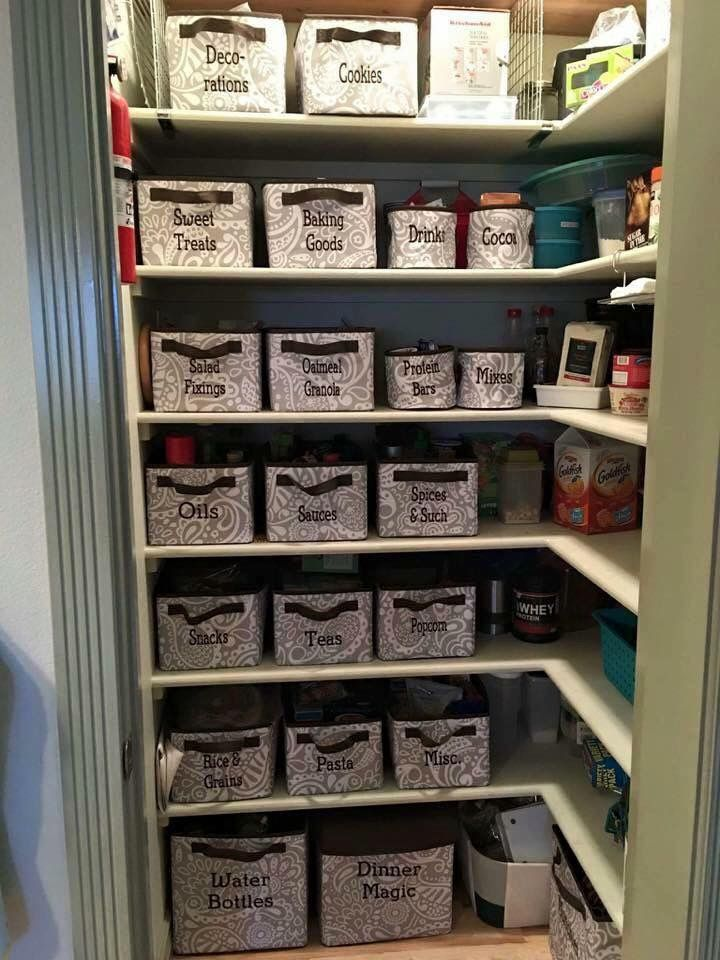 Thirty-one pantry organization #LGLimitlessDesign  #Contest