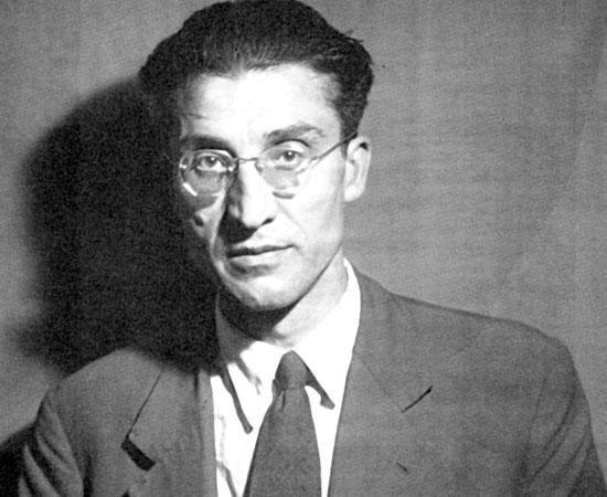 Cesare Pavese, writer