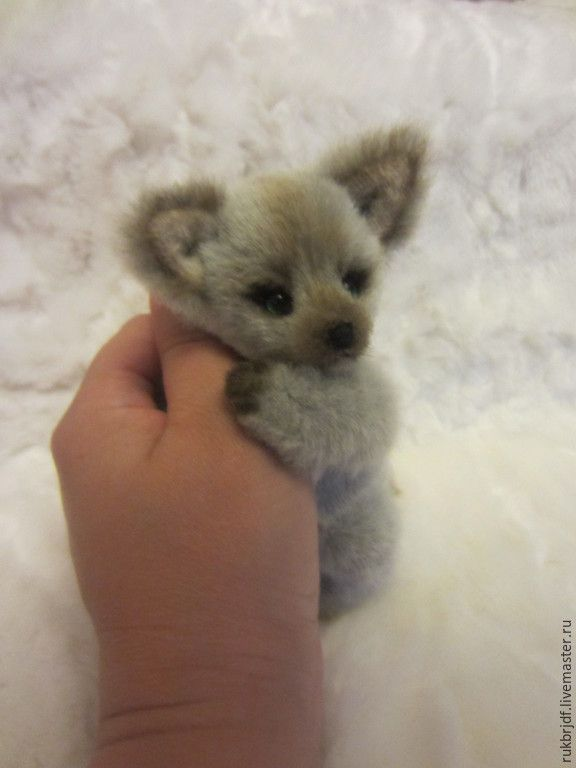 Купить Волчонок Гордей - серый, волк, волки, волк игрушка, авторская игрушка, коллекционная игрушка