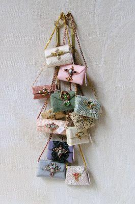 Lori Ann Potts purse miniatures http://stores.ebay.com/Lori-Ann-Potts-Miniature-Arts