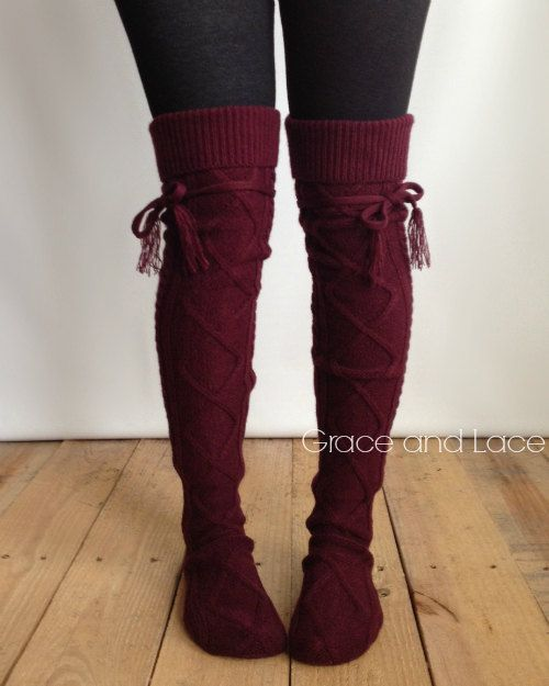 17 Best images about Socks and Tights! on Pinterest | Thigh high ...
