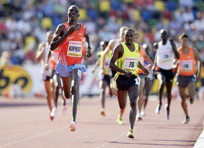 atletismo y algo más: 4791. El equipo keniano de relevos 4x1.500, formad...