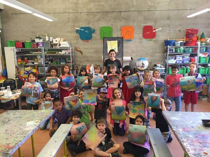 Pachis an Art Studio For Kids