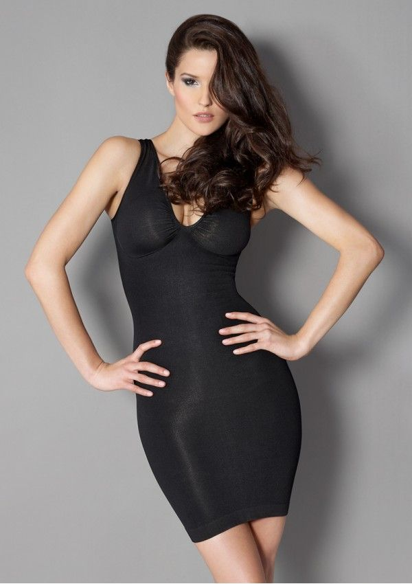 SLIM EMOTION SHAPING DRESS - e-marilyn.pl