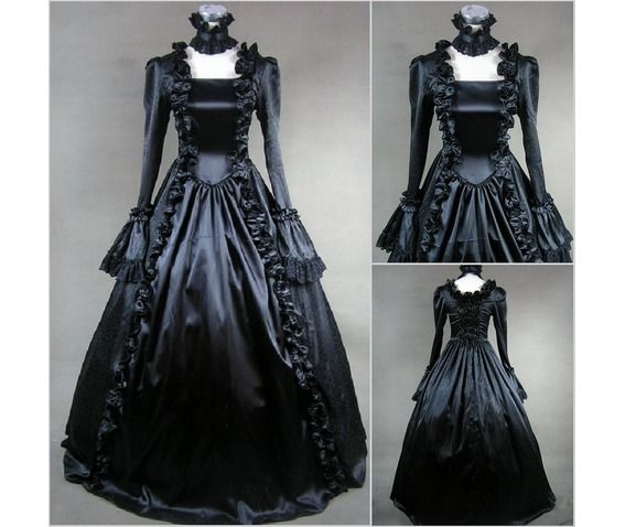 17 best images about never to fart on pinterest for Vintage gothic wedding dresses