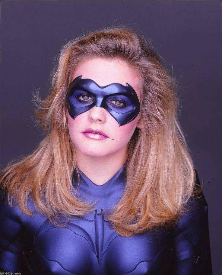 Alicia Silverstone (Batgirl)