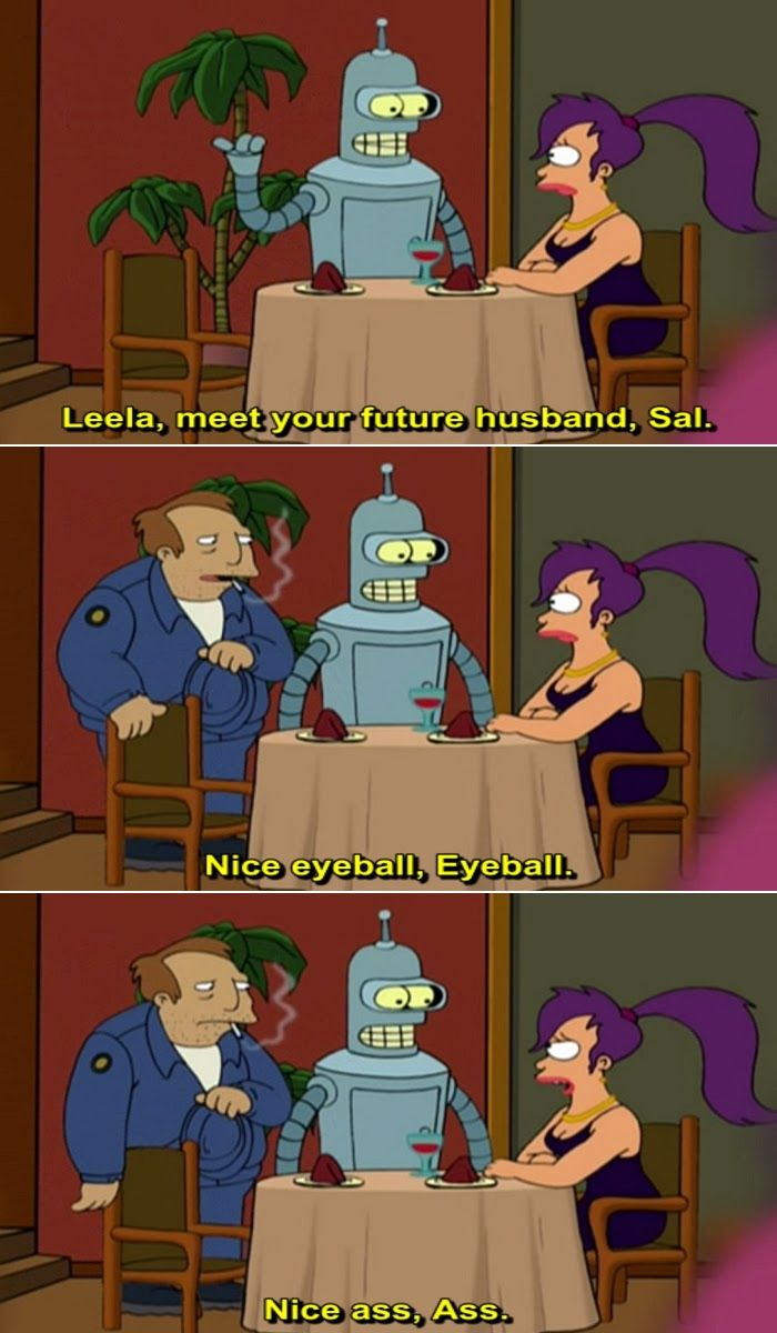 futurama quotes Amy