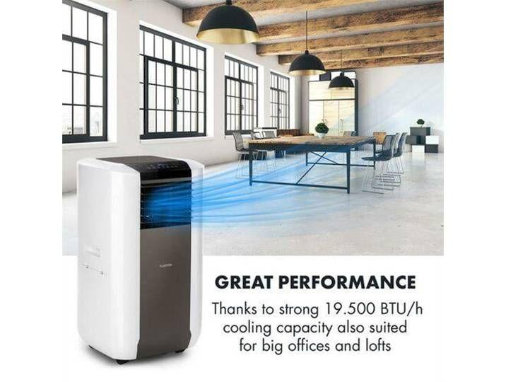 Klimaanlage Max Breeze Mit Fernbedinung In 2020 Klimaanlage