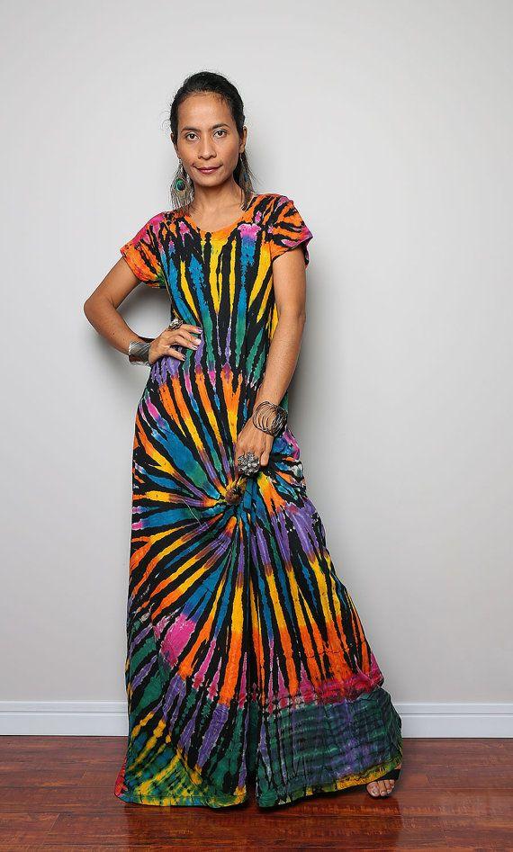 1000  ideas about Tie Dye Maxi on Pinterest  Tie dye skirt Tie ...