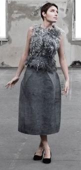 felted top Gudrun Bartenberger-Geyer www.gaenseklein.at