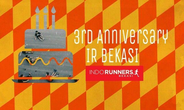 Anniversary Indo Runners