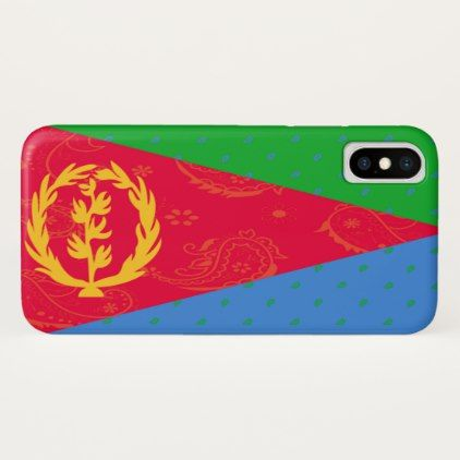 Eritrea Flag Phone Case - trendy gifts cool gift ideas customize