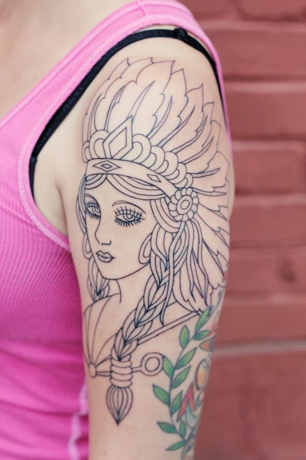 Indian girl tattoo, love.And Post Free classified Ads http://www.oolxads.com/