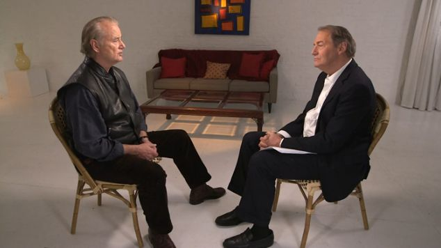 The Best Quotes From Bill Murray's Hour-Long Charlie Rose Interview
