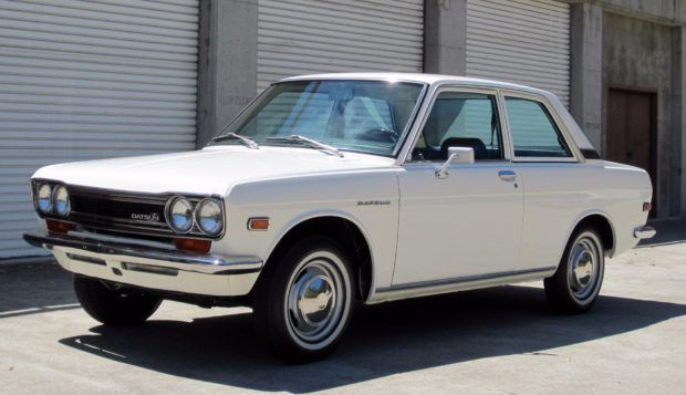 '71 Datsun 510 4-Speed | Bring a Trailer