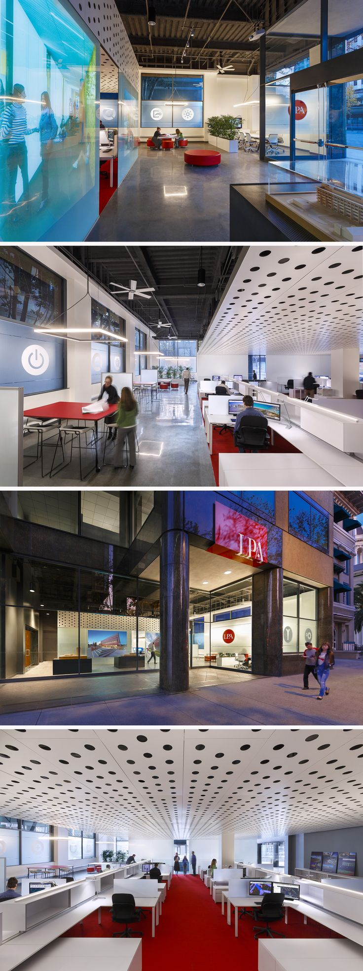LPA Architects shares stunning photos and the design inspiration behind  their new workspace in San Jose