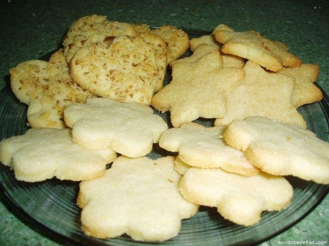 Galletas de mantequilla (Thermomix 31) - MundoRecetas.com